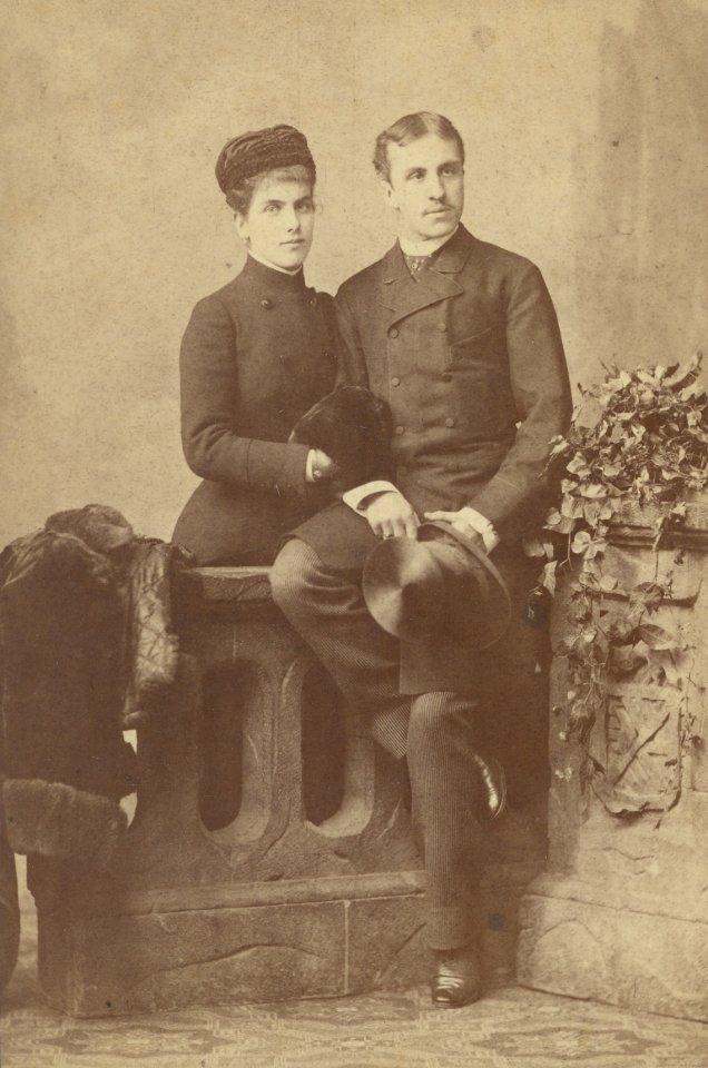 František Seilern-Aspang a Ilona Helena z Wenckheimu