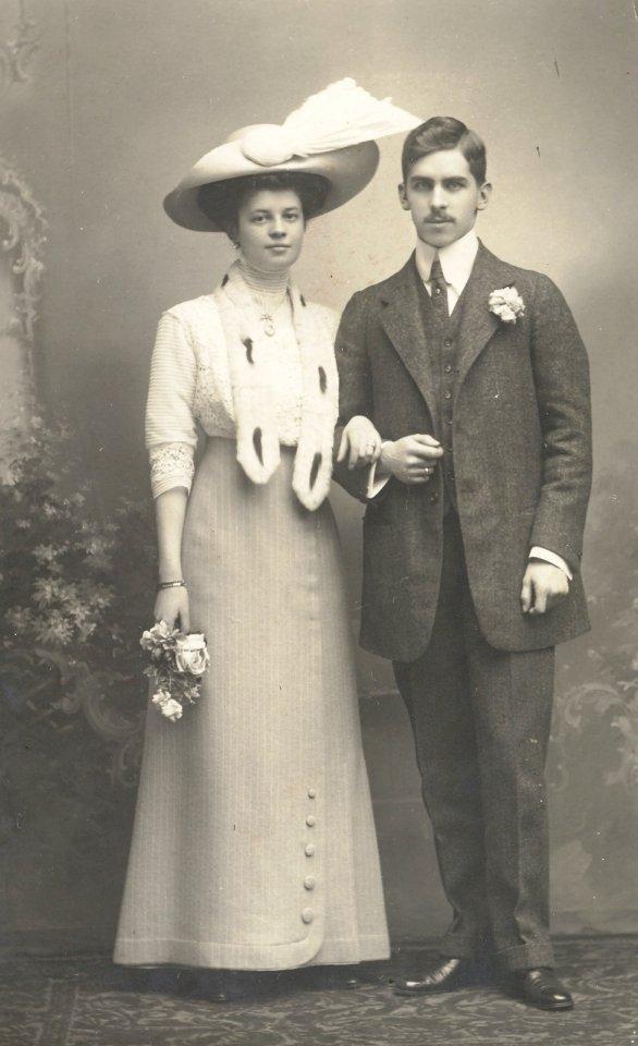 Josef Karel Seilern a Terezie Lažanská